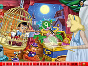 Play Hidden numbers pinocchio Game