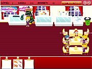 Play Winter bistro Game