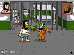 เล่นเกมฟรี Hobo Prison Brawl