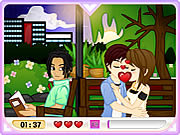 Play Romantic kisses Game