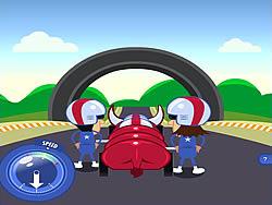 Wacko Race game