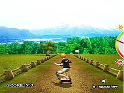 Jucați jocuri gratuite Sun Skater