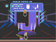 Play X factor vote grabber Game