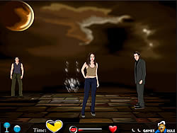 Twilight Kisses game