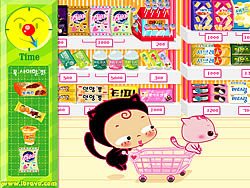 Supermarket Frenzy game