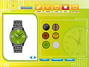 Play Customize your watch Game