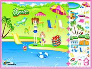 Play Beach design Game