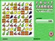 Play Fruit fabriek Game