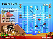 Play Pearl hunt Game