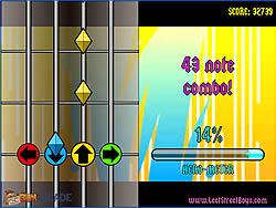 Guitar Hero Hero game