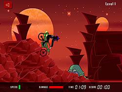 Astro Motocross game