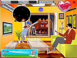 Marcus's Telescope game