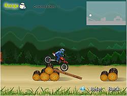 เล่นเกมฟรี Dirtbike Fun