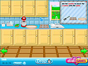 Play Fantastic chef oatmeal raisin cookies Game