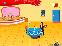 Cupid Restaurant game