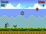 Play Sonic assault Game