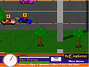 Play Burning wheels Game
