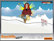 Play Shaun white will eat you Game