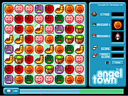 Play Keep fruit town Game