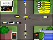 Traffic Control game