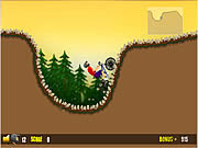 Play Leap on rock Game