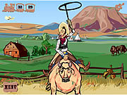 Play Cheyenne rodeo Game