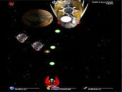 Starfire Retaliation game