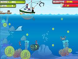 Treasure Hunter in the Sea game