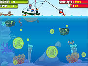 Play Treasure hunter in the sea Game