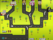 Traffic diversion Gioco