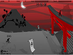 Ninja Hunter Blood Moon game