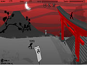 Play Ninja hunter blood moon Game