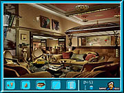 Play Hidden objects guest room Game