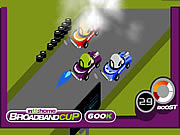 Play Broadband cup Game