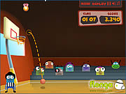 Play Top baskeball Game