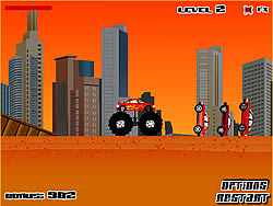 Gioca gratuitamente a Monster Truck Destroyer