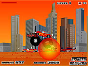 Juega al juego gratis Monster Truck Destroyer