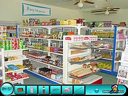 Hidden Objects - Supermarket