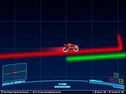 Играть бесплатно в игру Neon Rider