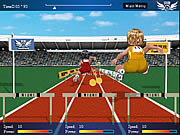 Play Hurdle race Game