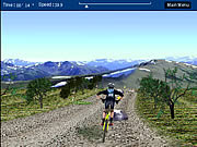 3d mountain bike Gioco