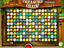 jeu Treasure Chain