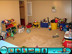 Gioca gratuitamente a Hidden Objects - Toy Room