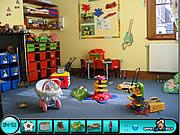 Jugar Hidden objects toy room Juego