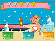 Recycling Points game