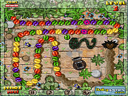 Tropical Jungle Rumble game