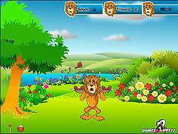 Lion Hunger game