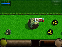 Ballistic War game