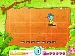 Treasure Hunter game