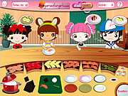 Busy Sushi Bar game